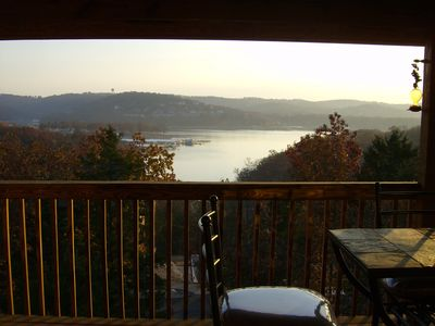 Photo for LAKEVIEW Jacuzzi Condo/On Tablerock Lake/Near SD CITY/Pool/Hot tub