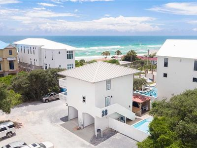 Photo for Pelican Place - 30A, Seagrove Beach, Heated Saltwater Pool, Deeded Beach Access!