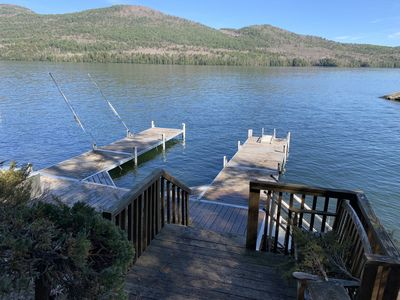 Photo for BOOK YOUR COZY FALL GETAWAY  ON THE LAKE IN BOLTON LANDING