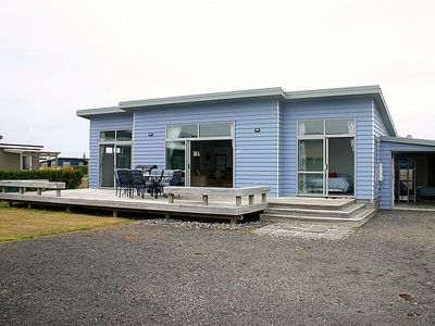 Photo for Relaxing on Reel - Waihi Beach Holiday Home