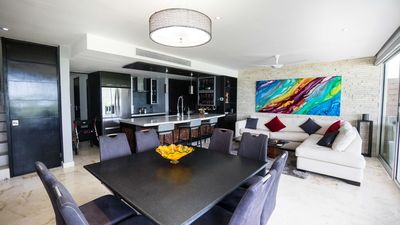 Photo for Ocean View Penthouse at The Elements Beach Club & Residence.