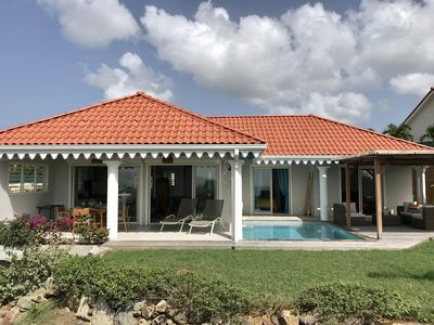 Photo for Beautiful luxury villa 6 people, sea view = TOP HOLIDAY IN MARTINIQUE