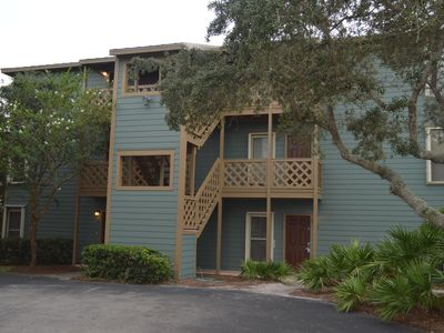 Photo for New Listing!! Cozy 1 bedroom condo in quiet setting on the second floor!!