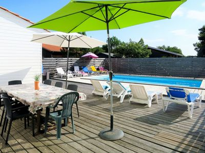 Photo for 4BR Apartment Vacation Rental in Montalivet-les-bains, Aquitaine