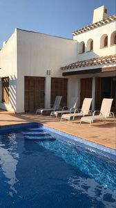 Photo for Villa Cuarzo - A Murcia Holiday Rentals Property