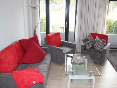 "Photo for Apartment ""A07"" 96 m² to 5 adults + 1 child (up to 3 years) - ""A07"" Beach apartment in Prora"