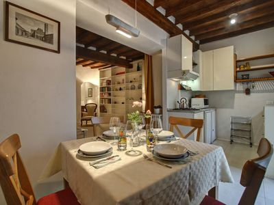 Photo for Apartment 72 m from the center of Florence with Internet, Washing machine, Air conditioning (971347)