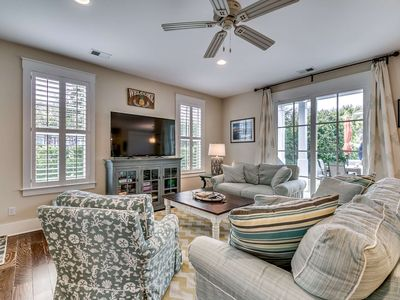 Photo for Beautiful Home with Fire Pit in North Beach Plantation