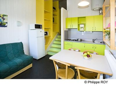 Photo for VVF Villages Les Monts du Forez *** - 2 rooms 4 persons 1 baby