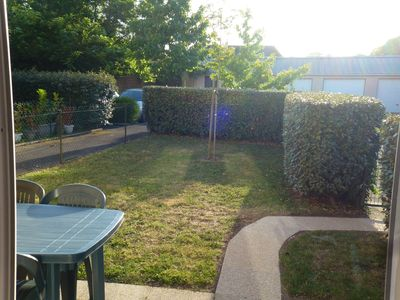 Photo for 200m SEA - 2 CHBRE + KITCHEN AMERICAN + PRIVATE GARDEN + TERRACE + WIFI OFFERED