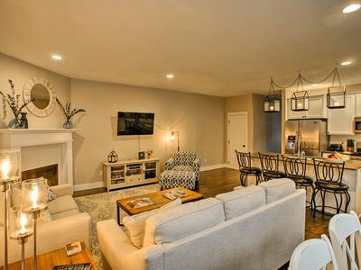 Photo for Coeur d'Alene Townhome Near Sherman Ave w/Parking!