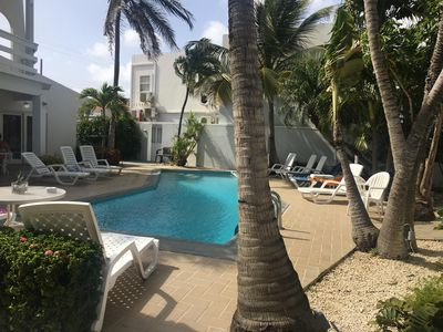 Photo for A 2-Bedroom vacation Apartment just a few minutes away from the beach in Aruba!