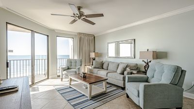 Photo for Beachfront, 2BR Newly Updated Condo!