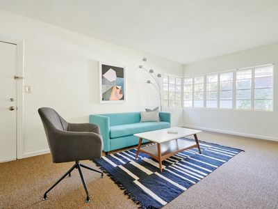 Photo for Sonder | Wellborn | Airy 1BR + Terrace