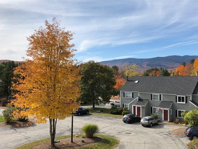 Photo for Pet-friendly townhouse in the White Mountains less than 2 hours from Boston