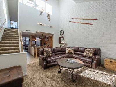 Photo for Park Avenue 210 (2BR Gold): 2 BR / 2.5 BA  in Park City, Sleeps 5