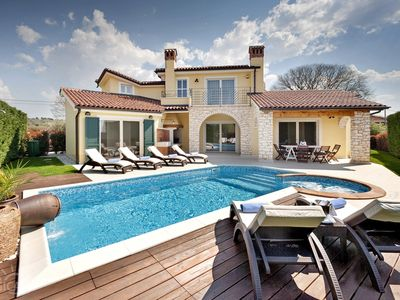 Photo for new villa with pool in Labinci, only 10 min. from Porec