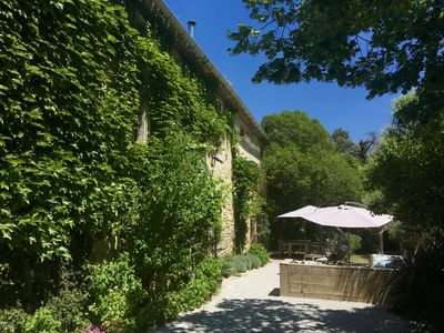 Photo for Holiday cottage in the beautiful region of Languedoc-Roussillon