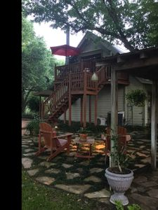 Photo for Tree Top Suite at the Brazos Bed & Breakfast