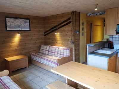 Photo for Residence Les Charmettes - 2 Rooms for 4 People