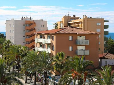 "Photo for Apartment a short walk away (170 m) from the ""Playa de Levante"" in Salou with Lift, Internet, Washing machine, Air conditioning (89105)"