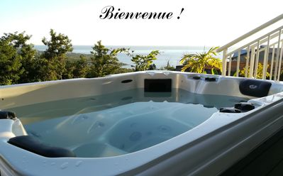 Photo for 1BR Apartment Vacation Rental in Bouillante