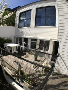 Photo for house 4 bedrooms 6 pers garden 200 m2 parking -800 / 300 m port / beach