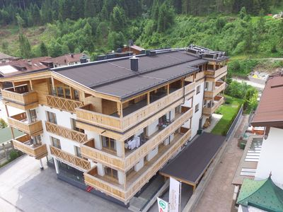 Photo for Spacious Apartment in Gerlos near Ski Area