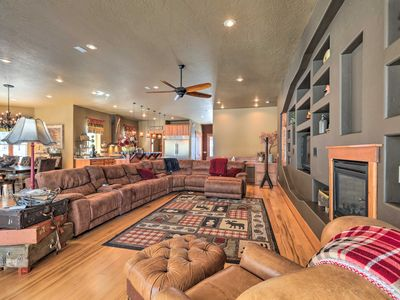 Photo for NEW! Spacious Flagstaff House w/ Deck & Gas Grill