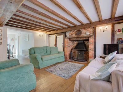 Photo for Smugglers Cottage - Three Bedroom House, Sleeps 6