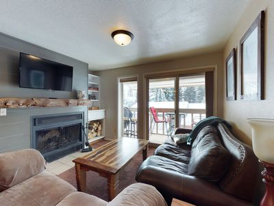 Photo for 2BR Condo Vacation Rental in McCall, Idaho