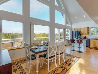 Photo for Bright, newly remodeled home w/ great deck, just moments from the beach!