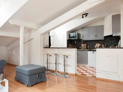 Photo for Charming apartment in a Basque house