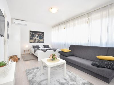 Photo for Sunny two bedroom apartment in the center of Split