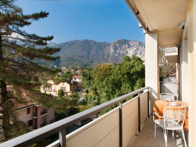 Photo for Apartment in the center of Baveno with Lift, Parking, Internet, Air conditioning (124339)