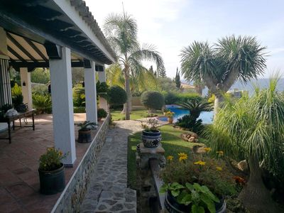 Photo for Villa - 4 Bedrooms with Pool and Sea views - 108157