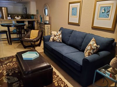 Photo for Great One Bdrm, Two Bath Condo in Resort Like Setting - Pools, Tennis, Fitness