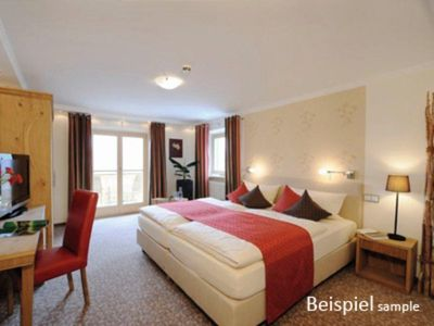 Photo for Double room DE LUXE - Der Westerhof - Hotel in Tegernsee