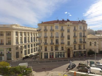 Photo for Apartment in the center of Nice with Lift, Internet, Washing machine, Air conditioning (109557)