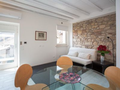 Photo for Holiday apartment Verona for 3 - 4 persons with 2 bedrooms - Penthouse holiday apartment