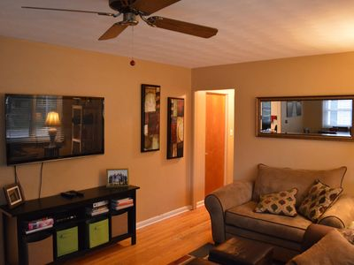 Photo for Notre Dame get away, 4 br. 1 bath close to ND!