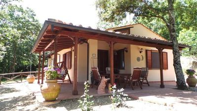 Photo for Holiday house Monteverdi Marittimo for 4 - 6 persons with 2 bedrooms - Holiday house