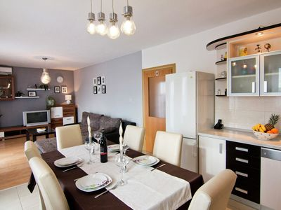 Photo for Upscale Apartment in Dalmatia with Terrace