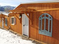 Very pretty cabin, good location, overall very enjoyable.