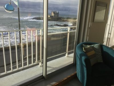 Photo for Apartment 4 - 5 people in Quiberon with beautiful sea view