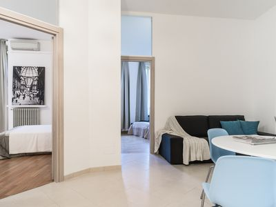 Photo for Charming apartment a few steps from Piazza del Duomo