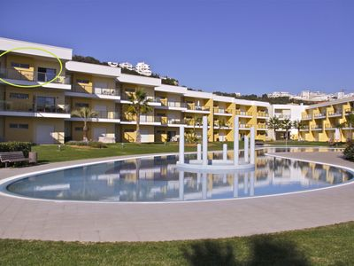 Photo for Beautiful Albufeira apartment in the Algarve