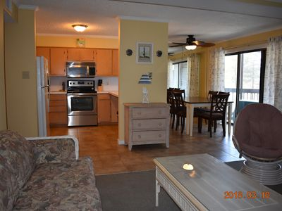 Photo for Spacious Bayside 2 Bedroom/2 Bath Condo With Olympic Size Pool - Sleeps 6