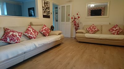 Photo for 3BR Bungalow Vacation Rental in PENRHYNDEUDRAETH, Wales