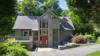 Photo for Our spacious chalet awaits your Summer family gathering